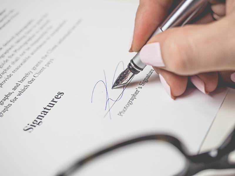 basic notary services