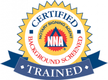 NNA trained certified badge